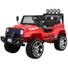 Pojazd NEW Raptor DRIFTER Napęd 4x4 Czerwony