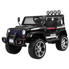 Pojazd NEW Raptor DRIFTER Napęd 4X4 Czarny