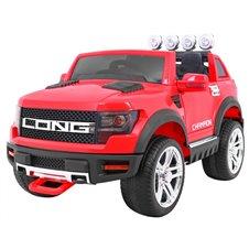 Pojazd LONG Czerwony