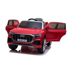 Pojazd Audi Q8 LIFT Czerwony