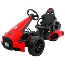 Pojazd Bolid XR-1 Czerwony