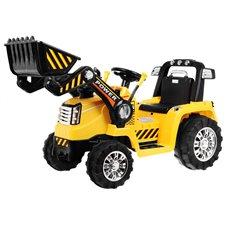Pojazd Koparka Traktor Żółta