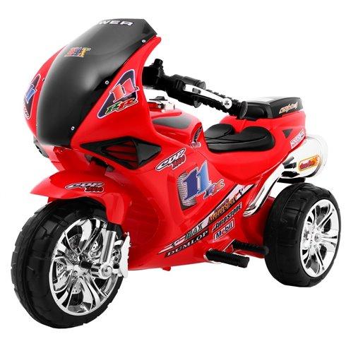 Elektromašīna motocikls RMZ RR1000 Red