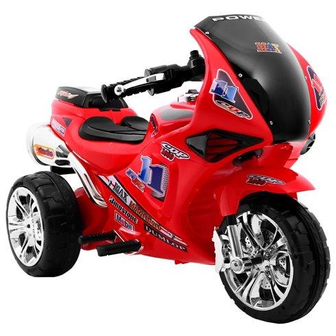 Motorek RR1000 Czerwony