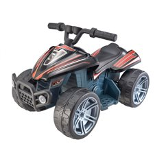 Pojazd Quad Little Monster Czarny