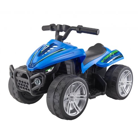 Elektromašīna kvadracikls RMZ Quad Little Monster Blue