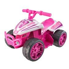 Pojazd Quad Little Monster Różowy