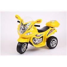 Pojazd Motorek BJX-088 Żółty