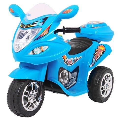 Elektromašīna motocikls RMZ BJX-088 Blue