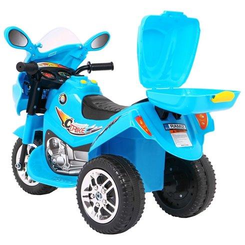 Pojazd Motorek BJX-088 Niebieski