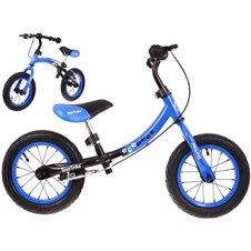 Rower Biegowy Boomerang Niebieski