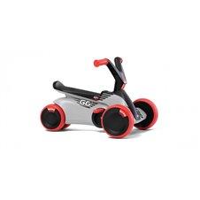 BERG Jeździk na pedały GO² Sparx Red Gokart 2w1