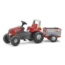 Bērnu Traktors Ar Pedaļam  Rolly Toys 800261 Junior Rt