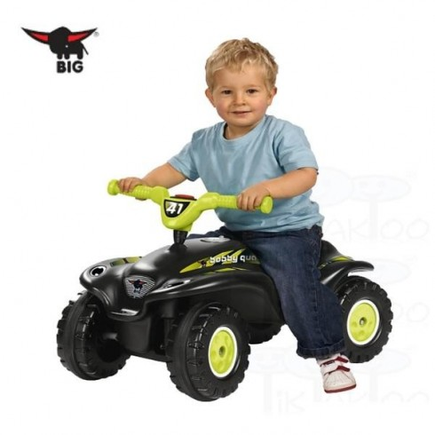 Bērnu Stumjama Mašīna Big 56410 Quad Racing