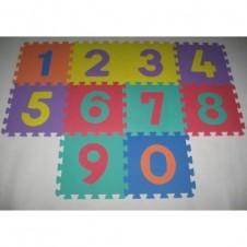 Paklājs - Puzzle Chippy Cipari 10 Gb.