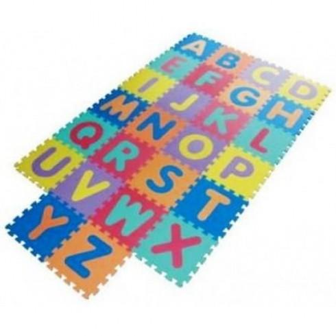 Paklājs - Puzzle Chippy Abc 26 Gb