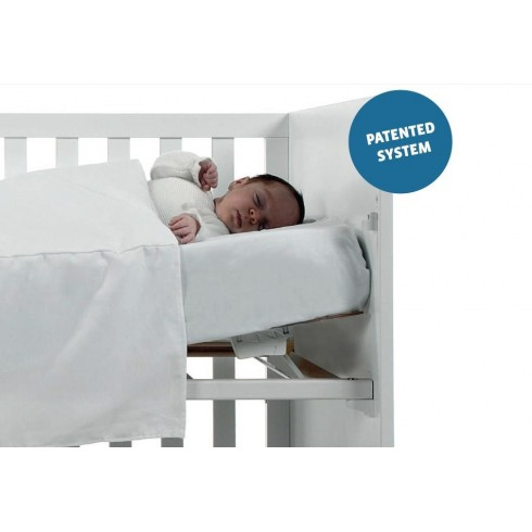 Кроватка Micuna Dolce Luce Relax-Plus Su Led