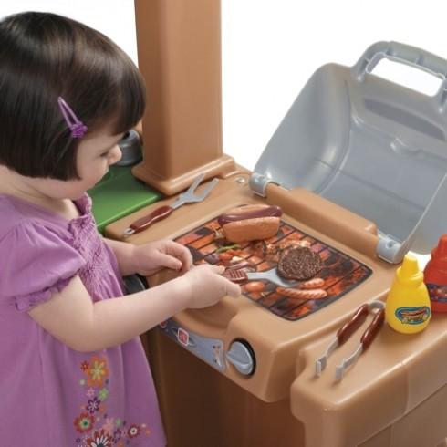 Игровой Домик С Печью Для Выпечки Step2 800100