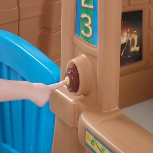 Rotaļu Namiņš Ar Grilu  Step2 800100