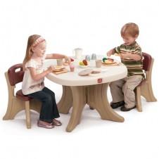 Набор Стол И Стульчики Step2 896800/708999