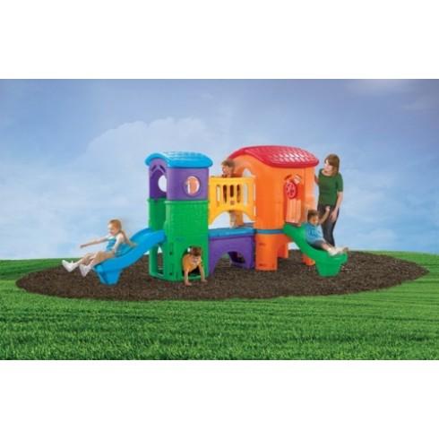 Rotaļu Namiņš Ar Slīdkalniņiem Step2 801200/802300
