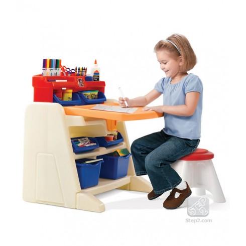 Zīmēšanas Un Rotaļu Galds Step2 Flip & Doodle 836500