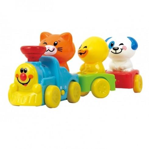 Поезд Животных  Playgo 2815