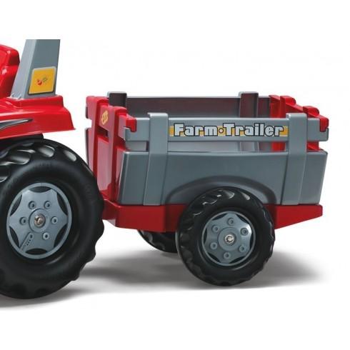 Bērnu Traktors Ar Pedaļam Rolly Toys 811397