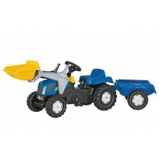 Bērnu Traktors Ar Pedaļam Rolly Toys 023929