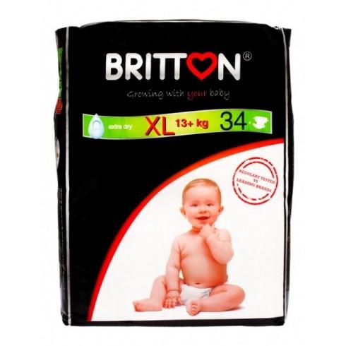 Bērnu Autiņbiksītes Britton Xl 13+Kg B22032