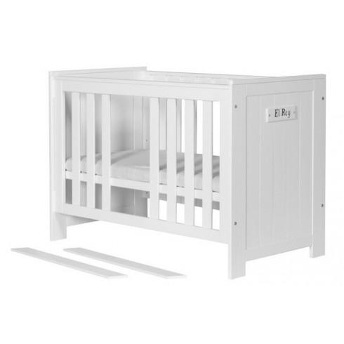 Кроватка Pinio Barcelona 120X60