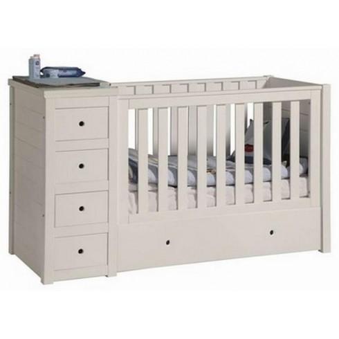 Кроватка Pinio Paso Doble 120X60