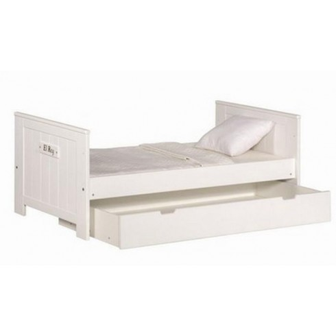 Кровать Pinio Blanco Junior C Ящиком 160X70