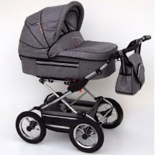 Универсальная Коляска Baby Fashion Fanari Серый