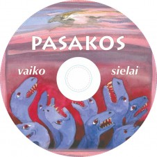 Kompaktdisks Pasakas Lt