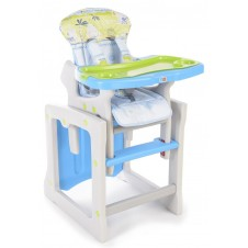 Barošanas Krēsls Berber Tiesto Light Blue Hc-901 054