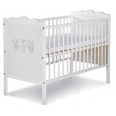 Кроватка Klupš Marsell 120X60