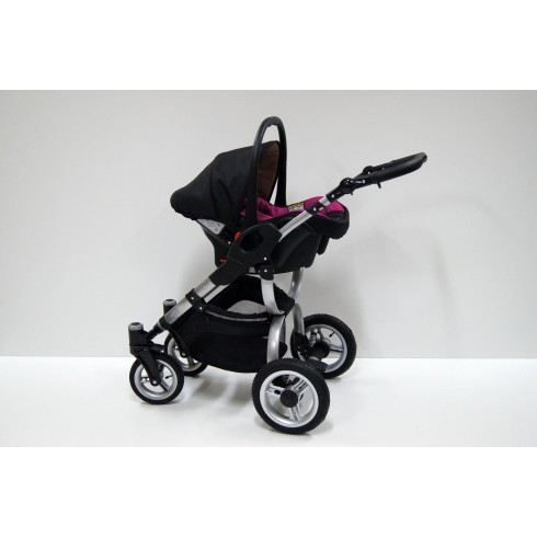 Bērnu Autosēdeklis Baby Fashion + Adapteris
