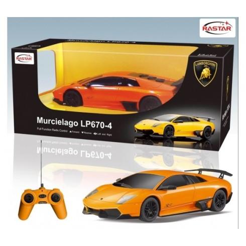 Rastar Автомодель Lamborghini Murcielago Lp670-4 1:24, 39000