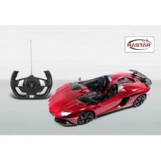 Rastar Автомодель Lamborghini Aventador 1:12, 57500