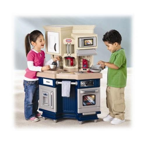 Bērnu Koka Virtuve Little Tikes 614873E3