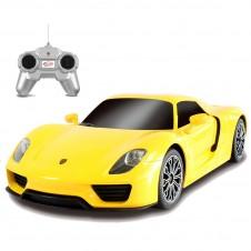 Radiovādamā Mašina Rastar Porsche 918 Spyder 1:24 71400