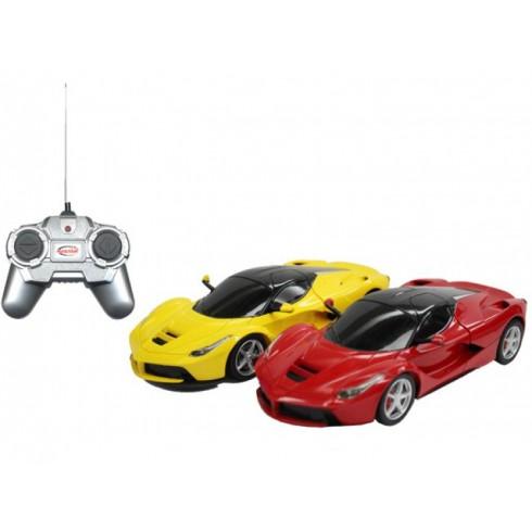 Radiovādamā Mašina Rastar Ferrari Laferrari 1:24 71402/48900