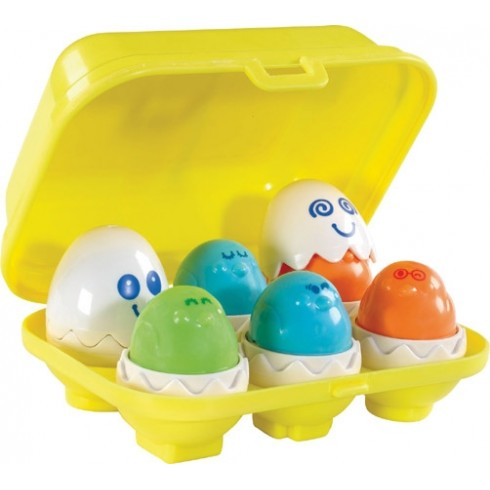 Набор Разноцветные Яйца Tomy 1581