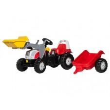Traktors Rolly Toys  Kid