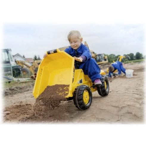 Трактор Rolly Toys Dumper Cat