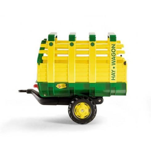 Piekabe Rolly Toys Hay Wagon