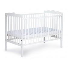 Кроватка Klupš Radek Iii Белая