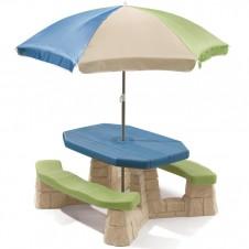 Столик С Зонтиком Step2 843800