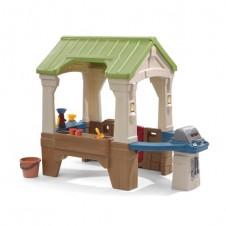 Игрушечный Уличный Домик Step2 840900